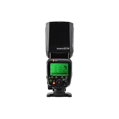 Shanny Sn910ex-Rf Master Ttl Speedlite Harici Flaş (Nikon Uyumlu)