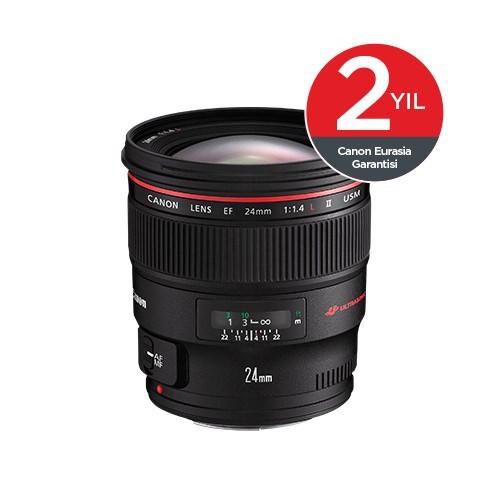Canon EF24MM F1.4L II USM Objektif