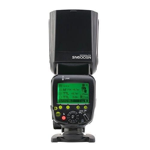Shanny Sn600sn Master Flash Ttl Speedlite Harici Flaş (Nikon Uyumlu)