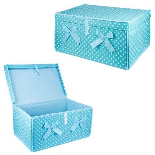 Hardymix Çok Amaçlı Kapaklı Kutu-Mavi