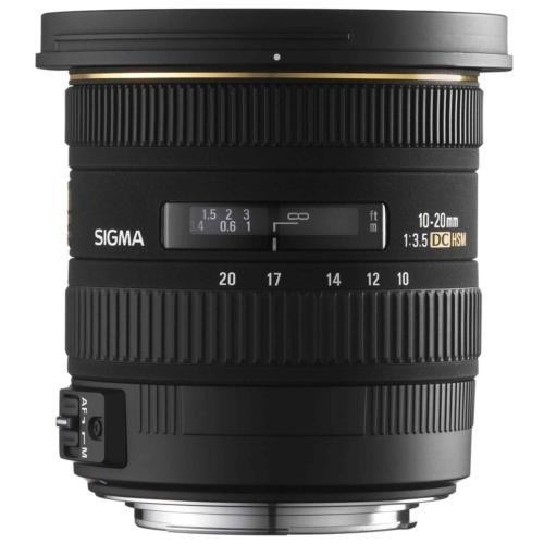 Sigma 10-20MM F/3.5 Ex Dc Asp HSM IF Objektif 272001025
