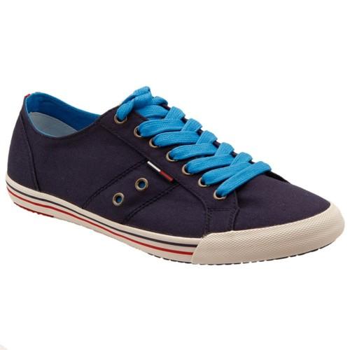 Tommy Hilfiger Samson 13D - 1 Koyu Mavi Erkek Sneaker