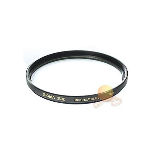 Sigma 55MM EX DG Multi-coated UV Filtre (276404054)