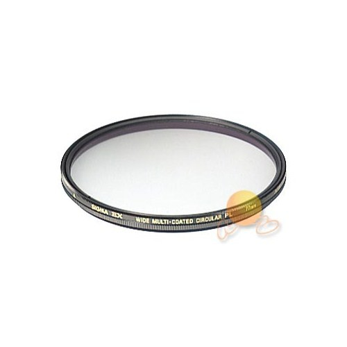 Sigma 62MM EX DG Wide Multi-coated Circular Polorize Filtre (276405063)