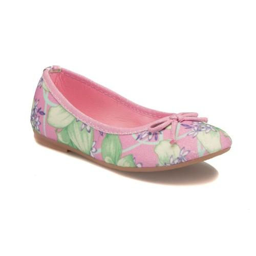 Pink Step A3335329 Pembe Kız Çocuk Babet