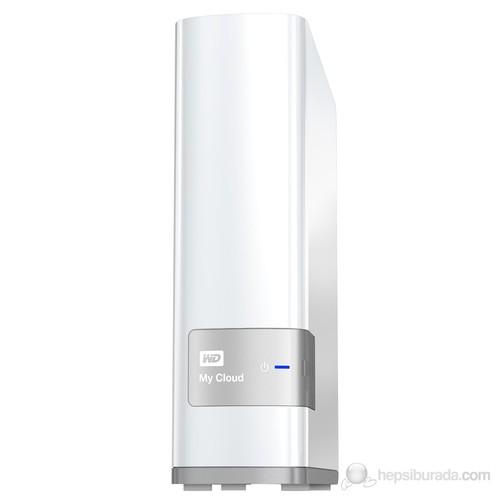 """WD My Cloud 3TB 3.5"""" USB 3.0 Gigabit Ethernet Kişisel Bulut Depolama (WDBCTL0030HWT-EESN)"""