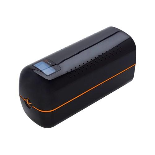 Tunçmatik Digitech Pro 650 VA Siyah Line-İnteractive Lcd Ups (TSK1575)