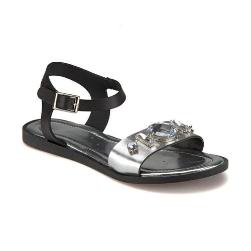 Butigo Bss16205 Z 1684 Lame Kadın Sandalet