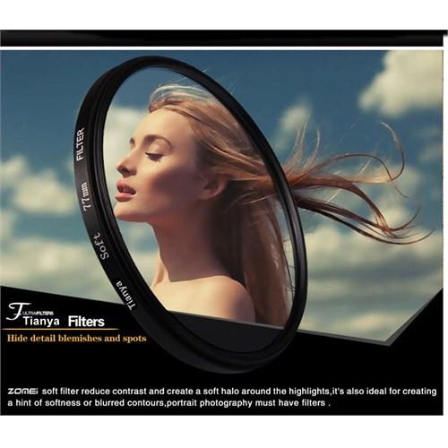 Tianya 52Mm Soft Diffuser Yumuşatıcı Filtre