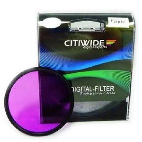 Citiwide 52Mm Full Mor Filtre