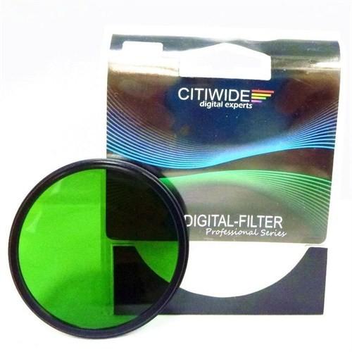 Citiwide 58Mm Full Yeşil Filtre