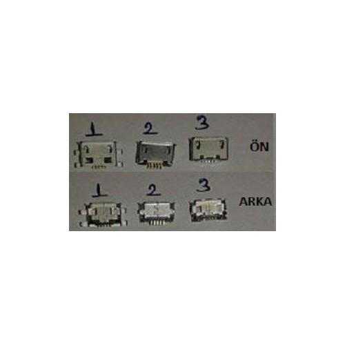 Asus Me173x K00u Tablet Pc Usb Şarj Soketi V2