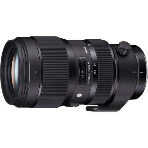 Sigma 50-100Mm F1.8 Dc Hsm Art Canon Uyumlu Objektif 693954
