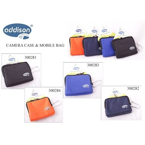 Addison 300285 Kırmızı Kamera Çantası
