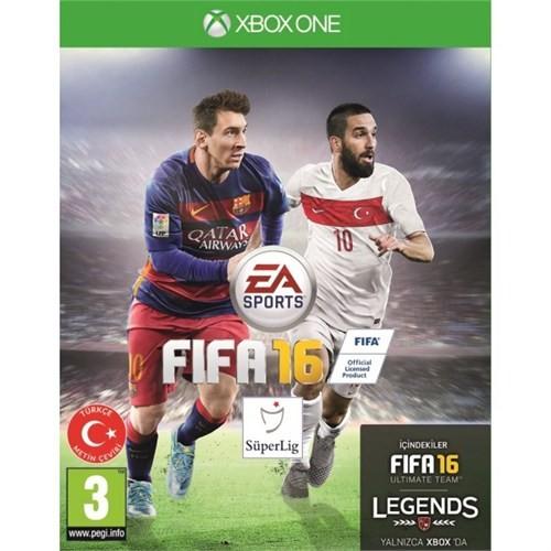Fifa 16 Xbox One (Türkçe Metin Çevirisi Vardır)