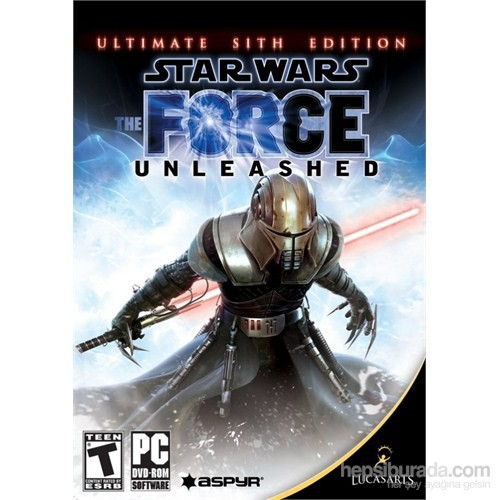 Star Wars Force Unleashed Sith Edition PC