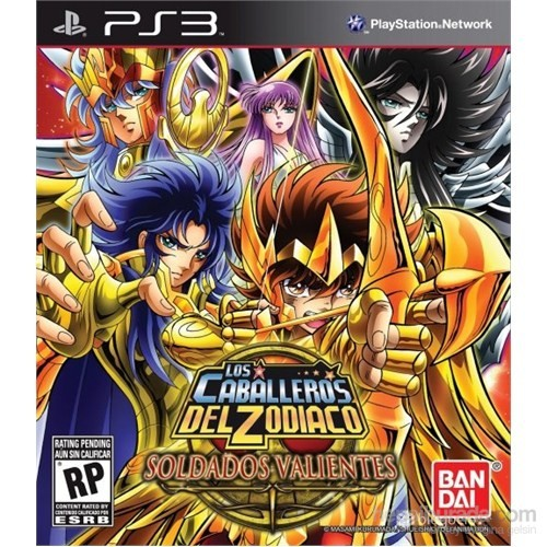 Siant Seiya Brave Soldiers PS3
