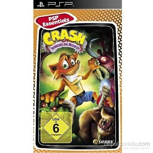 Crash Minds Over Mutants PSP