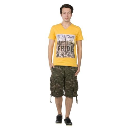 Colin's Sarı Erkek Tshirt Kısa Kol