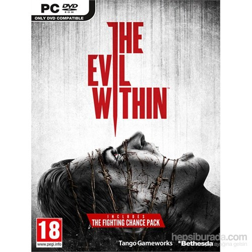 The Evil Within Standard Edition Incl The Fighting Chance PC