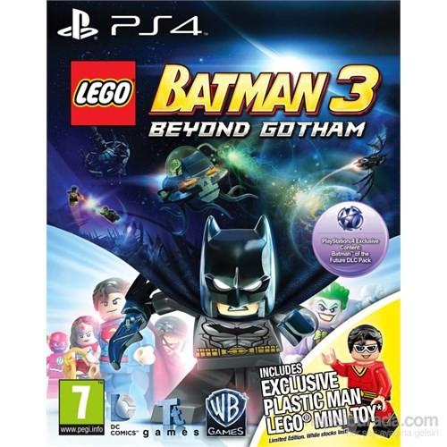 Lego Batman 3 Toy Edition PS4