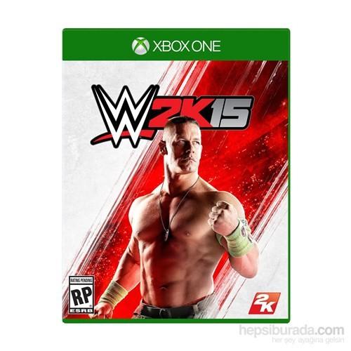 WWE 2K15 Xbox One