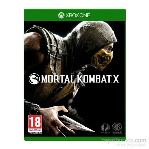 Mortal Kombat Xbox One
