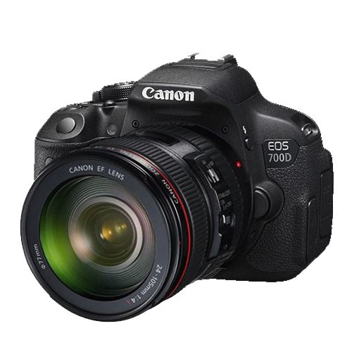 Canon 700D + 24-105 Mm Is Lens Slr Fotoğraf Makinesi