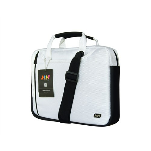 "M&W ColorDAY NB-1537-13--B 11,6""- 13,3"" Beyaz Tablet & Ultrabook Çantası"