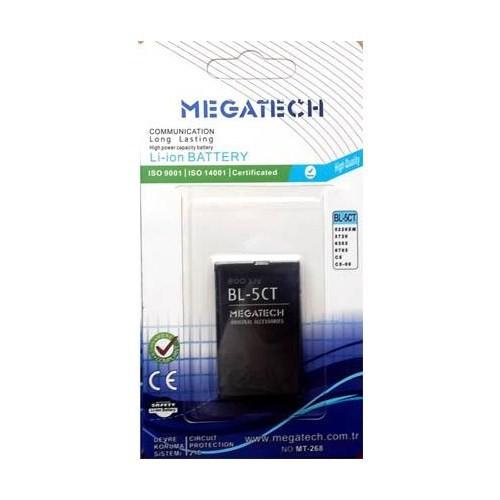Megatech Mt-268 Nokıa Bl-5Ct Batarya
