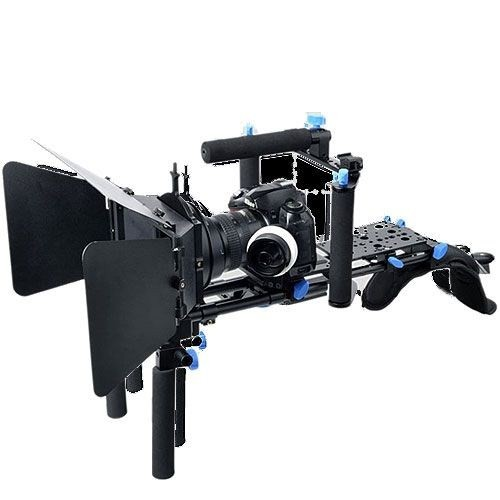 Fancier Ftv-200D Dslr Combined Stabilizer Support Rig