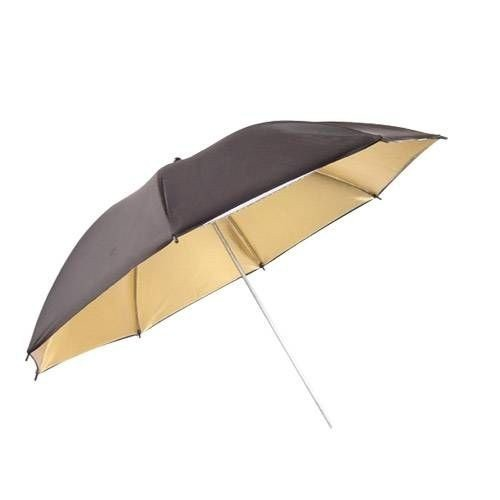 Weifeng Ur02 40'' 102 Cm Black/Gold Şemsiye