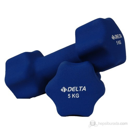 Delta Çiftli Deluxe Neopren Demir Dambıl