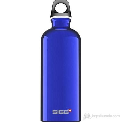Sigg Traveller Dark Blue 0.6 L Matara