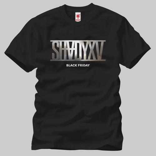 Eminem Shady Xv Erkek Tişört