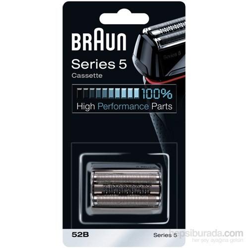 Braun 5 Serisi Tıraş Makinesi Yedek Başlığı Kaset 52B