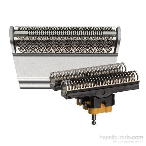 Braun 3 Serisi Tıraş Makinesi Yedek Başlığı Folyo ve Kesici Bıçak 31S