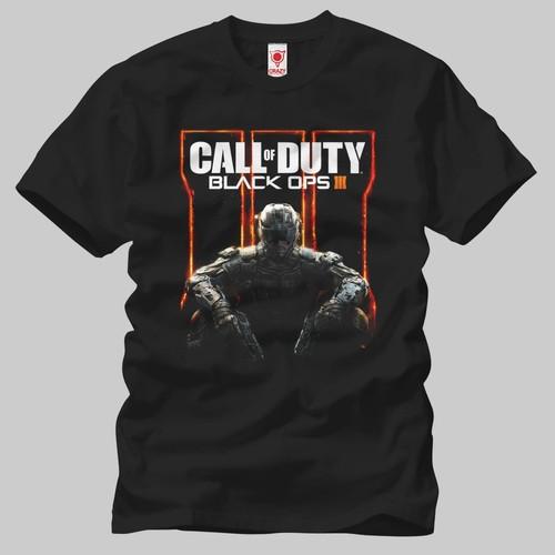 Call Of Duty: Black Ops 3 Erkek Tişört