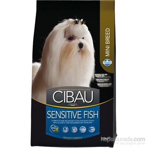 Cibau Sensitive Balıklı Yetişkin Mini Irk 2,5 Kg Köpek Maması
