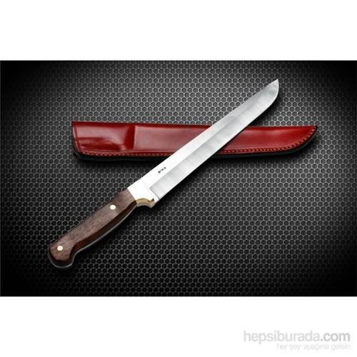 Bora M 702 GU Uzun Kurban Gül Saplı Bıçak