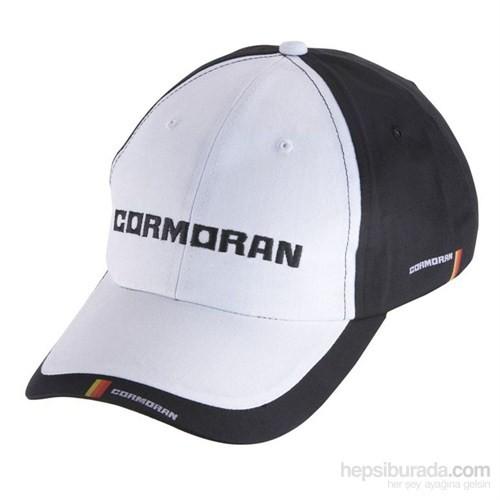 Cormoran 11010 Şapka Siyah-Beyaz