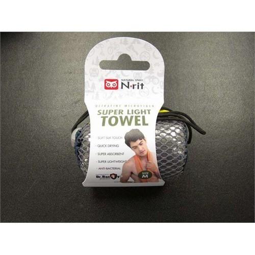 N-Rit Süper Light Towel Medium Havlu