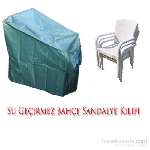 Okan Su Geçirmez Sandalye Kılıfı 4'Lü Sandalye İçin