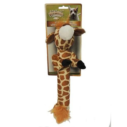Pet Zoom Köpek Oyuncağı Çubuk Zürafa 40X18x8cm