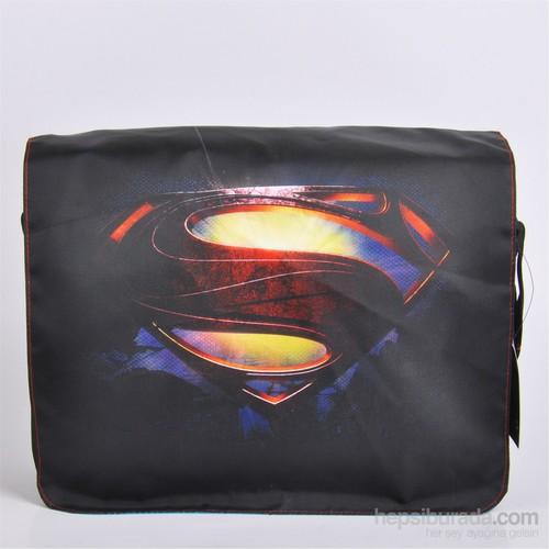 Thrumm Superman&Sun Shine Postacı Çantası