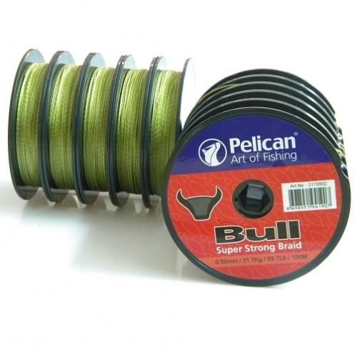 Pelıcan 02170501 050 Bull 100 M Green