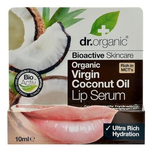 Dr. Organic Virgin Hindistan Cevizi Yağı Dudak Serum