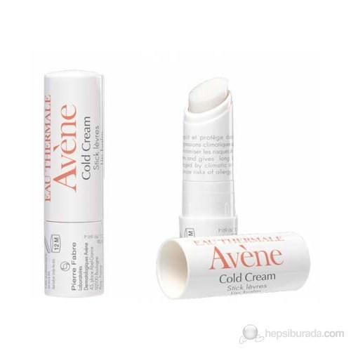 AVENE Stick Levres Cold Cream 4 gr - Dudaklar için stick