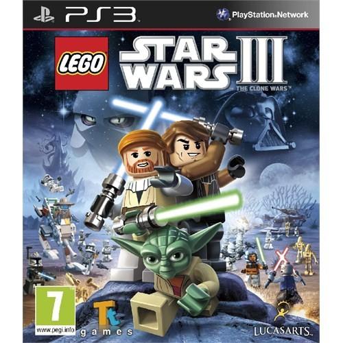 LEGO Star Wars III Ps3