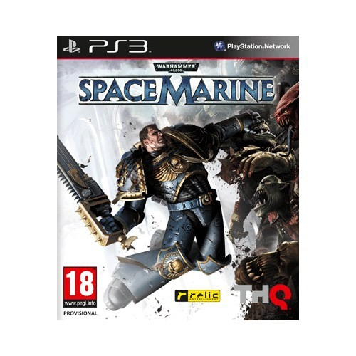 Space Marines PS3